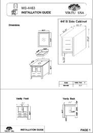 MS-4463-Specification Sheet
