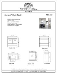 MS-555-Specification Sheet
