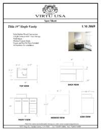 UM-3069-Specification Sheet