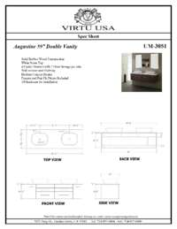 UM-3051-Specification Sheet