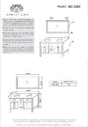 MD-2060-Specification Sheet