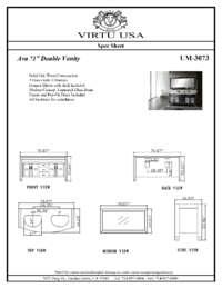 UM-3073-Specification Sheet