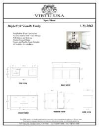 UM-3063-Specification Sheet