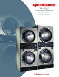 Stack Dryer Advertising Literature Drying Tumblers, STT30-45 lb Stacks