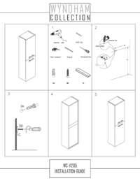 WC-V205-Installation Instructions
