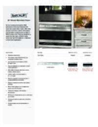 QRMWD30-2 Spec Sheet