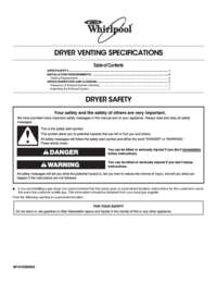 Ventilation Specifications