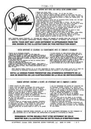 T158-13 Instructions
