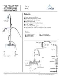 4024 Specifications Sheet