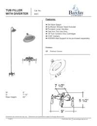4031 Specifications Sheet