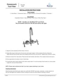 4035 Installation Instructions