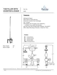 4045 Specifications Sheet