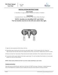4051 Installation Instructions