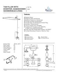 4063 Specification Sheet