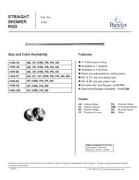 4100 Specification Sheet