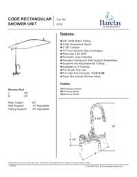 4122 Specifications Sheet