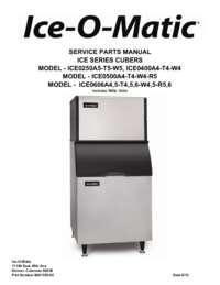 Parts Manual Revision 4