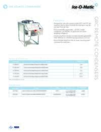 GRC Remote Condensers