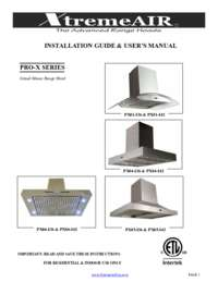 Installation Guide and User Manual