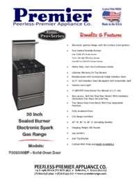 P30S330BP Spec Sheet