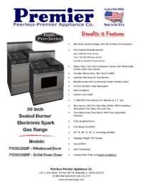 P30S328 Spec Sheet