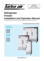 TSR and TSF Manual