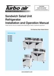 TST Series Manual