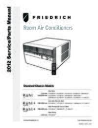 Service/Parts Manual