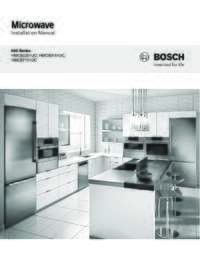 Bosch HMC80151UC 30 Inch Single Wall Oven, in Stainless ...