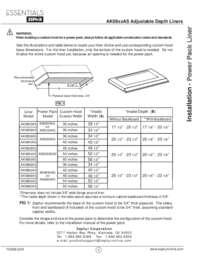 Liner Manual