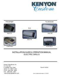 Installation and Operation