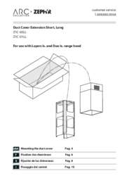 Extension Duct Cover Manual