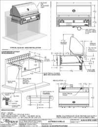 Specifications Sheet 1