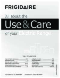 Use and Care Guide (English)