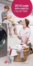 LG 2014 Home Appliance Pocket Guide