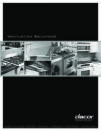 Dacor Ventilation Solutions
