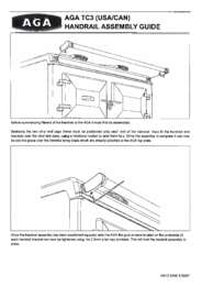 Handrail Adjustment Guide