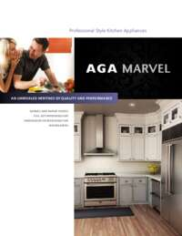 AGA Marvel Pro Brochure