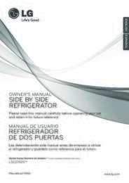 Owner's Manual (Spanish)
