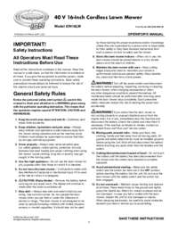Owner's Manual Eng