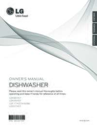 Owner's Manual (English, French, Spanish)