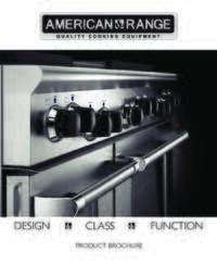 2014 American Range Residential Catalog