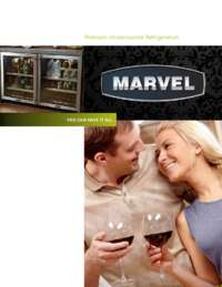 Marvel Brochure