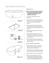 Freestanding Tub Installation Guide