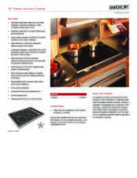 Cooktop Quick Reference Guide