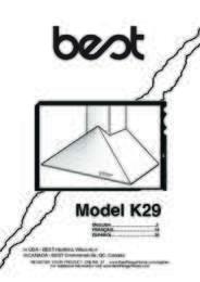 K29 Installation Guide