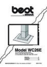WC23E Installation Guide