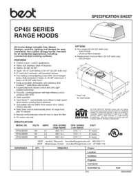 CP4 Specification Guide