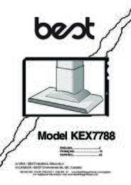 KEX7788 Installation Guide