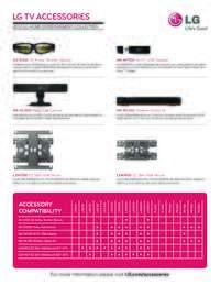 Accessories Catalogue